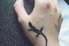 Татуировка : Узор на кисти