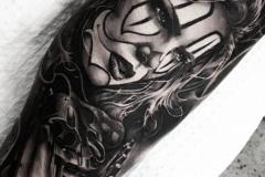 Татуировка : Люди, Рукав на предплечье