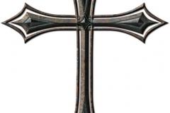 Наколка : Крест