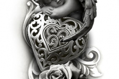 Наколка : Люди, Сердце
