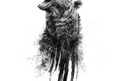 Татушка : Животные, Медведь