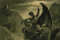 Тату : Демон, Люди, Крылья