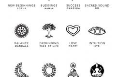 Татуировка : Деревья, Сердце