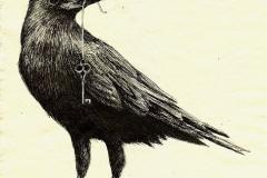 Татушка : Птицы, Ворон