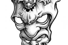 Татуировка : Демон