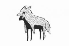 Татушка : Животные, Волк