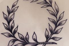 Наколка : Листья